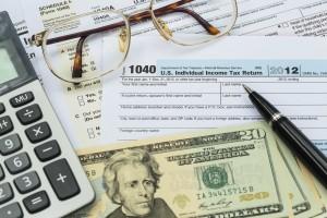 impostos nos estados unidos
